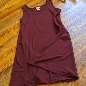 Mossimo tee shirt dress
